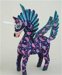 MrsLangesArtCart - Grade 4 Magical Oaxacan animals