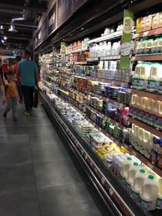 Wholefoods - Piccadilly - London - Grocery - Healthy Living - Layout - Landscape - Retail Design - VM - www.clearretailgroup.eu Retail Design, Whole Food Recipes, Healthy Living, Dairy, Milk, Layout, London, Landscape, Self