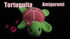 DIY TORTUGUITA amigurumi  en ganchillo - Crochet