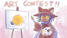 "Heya! Degica is hosting a OneShot fanart contest/giveaway on Gleam! ""Grand Prize (1) Custom sketch from OneShot lead artist NightMargin (me) Signed OneShot Poster, Button, and Sticker (also by me, hi there) OneShot OST Steam Key Degica Games Title of..."
