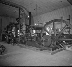 Industrial pumping - Corliss Engine - Alta Mutual. :: Southern California Edison…