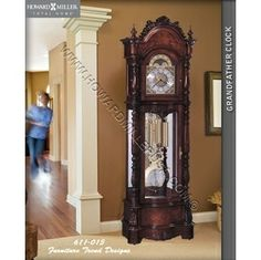 78 Best Howard Miller Grandfather clocks images in 2018