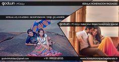 Honeymoon Packages to Kerala !!