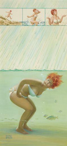 Hilda by Duane Bryers