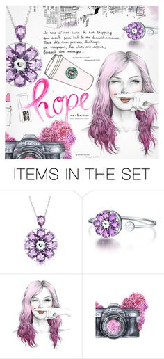 """""""Love&Hope"""" by totwoo ❤ liked on Polyvore featuring art"""