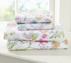 I love the Nora Sheeting on potterybarnkids.com
