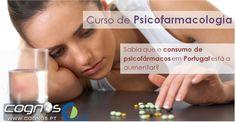 Conheça os principais psicofármacos usados na área da saúde mental, bem como os quadros clínicos em que são prescritos e respectivas consequências/riscos da sua prescrição e utilização. Consulte mais informações em: http://www.cognos.pt/c_psicofarmacologia.html