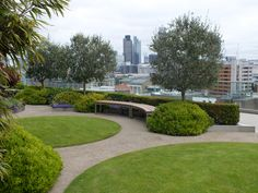 roof garden - Google Search