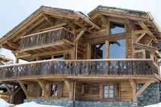 Πάρτε τα βουνά: Ξύλινα σπίτια και φινλανδικά σαλέ σε όλη την Ελλάδα