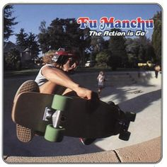 Fu Manchu The Action Is Go
