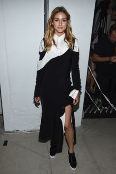 The Olivia Palermo Lookbook : Olivia Palermo At New York Fashion Week VII