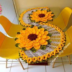 Crochet Bedspread Pattern, Crochet Table Runner Pattern, Crochet Headband Pattern, Crochet Tablecloth, Crochet Motif, Diy Crochet, Crochet Crafts, Crochet Doilies, Crochet Flower Tutorial