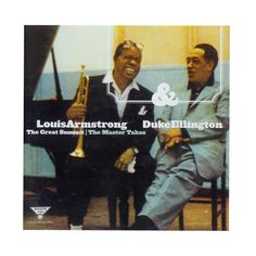 Louis Armstrong & Duke Ellington - The Great Summit: The Master Takes CD