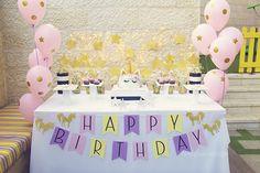 Starry Unicorn Birthday Party on Kara's Party Ideas | KarasPartyIdeas.com (30)