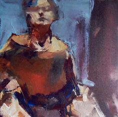 Paul W Ruiz - oil on canvas