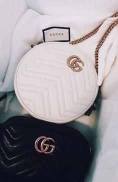 ac977641e91 Gucci GG Marmont Mini Round Shoulder Bag