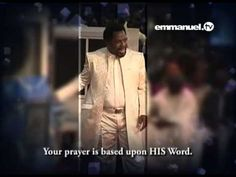 Believing is Possessing - TB Joshua T B Joshua, Home Care Agency, Godly Man, New Growth, Jesus Is Lord, Bible Verses Quotes, The Covenant, Quotable Quotes, My Father