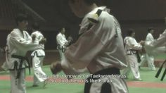 TONG-IL Taekwondo Documentary Film Trailer