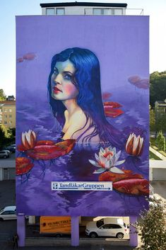 Warsaw, Poland Artist: Natalia Rak