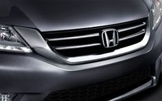The styling of the grille and other accents give the Accord a more luxurious feel.
