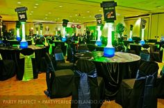 Video Game Bar Mitzvah » Party Perfect