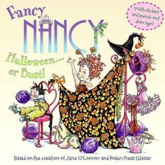 Fancy Nancy Books for Allison - They are a series.
