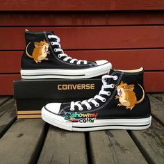 64e585ef72ebef High Top Converse All Star Raticate Pokemon Design Hand Painted Canvas  Shoes Men Women Sneakers Boys Girls Gifts