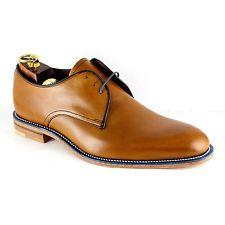 c98051043ac54 Loake Drake Formal all leather mens shoes Drake