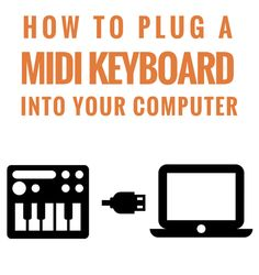 A back-to-basics video showing how to plu a MIDI keyboard into your computer Keyboard Lessons, Midi Keyboard, Music Ed, Back To Basics, Latest Gadgets, Music Classroom, Lesson Plans, Plugs, Technology