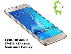 Como instalar TWRP y Rootear Samsung Galaxy J5 Prime Duos