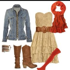 if i went line dancing then i would want to wear this.