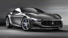 Maserati | Alfieri Remember that breathtakingly gorgeous concept? It's going into production