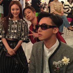 G-Dragon, Taeyang, and Han Ye Seul