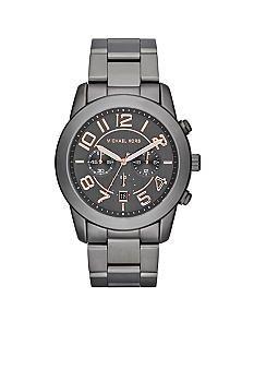 Michael Kors Mercer Men's Chronograph Watch #Belk #Men #Watch