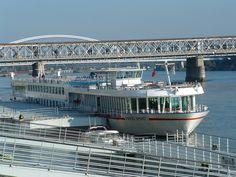 Bratislava - Capital City of Slovakia on the Danube River