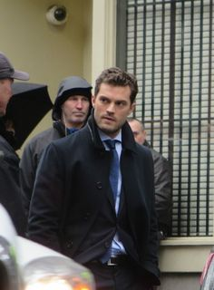 Jamie Dornan as Christian Grey filming Fifty Shades Darker & Freed  http://www.everythingjamiedornan.com/gallery/displayimage.php?album=lastup&cat=0&pid=23027#top_display_media
