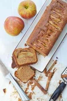 Appel-kaneelcake Apple-cinnamon cake