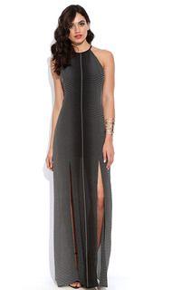 Ladies Dresses Online   Parallel Maxi Dress   WISH