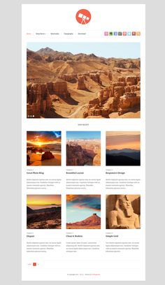 #1. 10 Spectacular Free #WordPress Themes. Enfuzed's 10 Most Popular Articles of 2013