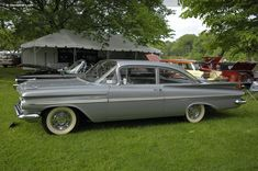1959 Chevrolet Bel Air Two-Door Sedan