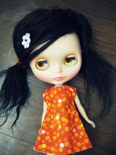 Dream Blythe... I am so going to make one for myself!