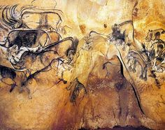 The Chauvet-Pont-d'Arc Cave, discovered near the Gorges de l'Ardèche (Southern France) in is now considered by archaeologists to be one of the most significant prehistoric art sites in the. Chauvet Cave, Lascaux, Ancient Art, Ancient History, Art History, Ancient Egypt, Fresco, Tempera, Cave Drawings