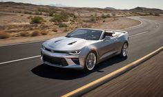 Price: Starting at $44,295The redesigned 2016 Camaro Convertible lineup includes the high-performanc... - General Motors