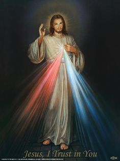 Divine Mercy Poster - Catholic to the Max - Online Catholic Store Divine Mercy Image, Divine Mercy Chaplet, Catholic Wallpaper, Jesus Wallpaper, Catholic Art, Catholic Store, Jesus Coloring Pages, Jesus Christ Images, Jesus Painting