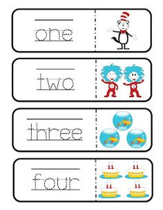 1000+ images about Dr. Seuss on Pinterest | Dr. Seuss, Preschool ...
