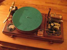 steampunk levysoitin