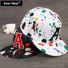 Письмо Граффити! мода Snapback Hat Хип-Хоп Hat Cap Snapback Крышка Бейсболка Женщины Hat casquette gorras planas Бесплатная Доставка(China (Mainland))