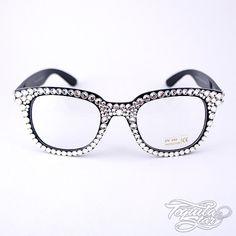 Swarovski Crystal Geek glasses