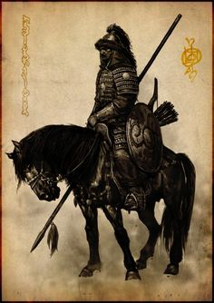 Mongol Knight 63