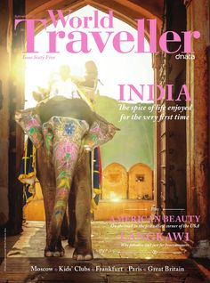 World Traveller Sep'13  The Middle East's highest-circulating travel magazine.